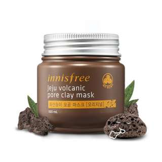 Innisfree Jeju Volcanic Pore Clay Mask (100ml)