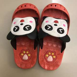 Panda Slippers for toddlers