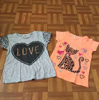 SM Justees girls Tees