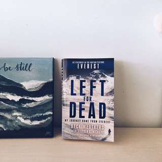 Left For Dead - Beck Weathers