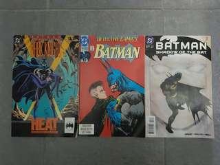DC Comics 3 for 10$