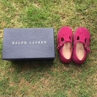 Genuine Polo Ralph Girls' Shoe