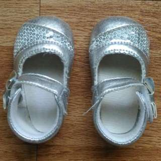 Baptismal Shoes