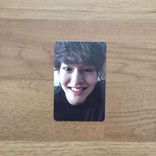 Onew photocard