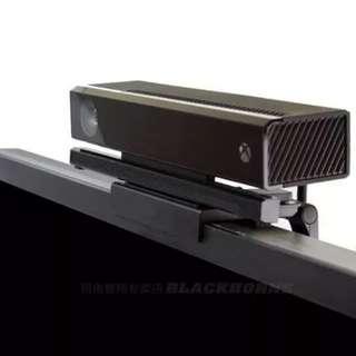 TV Clip Mount Dock Holder/Bracket for Xbox One Kinect