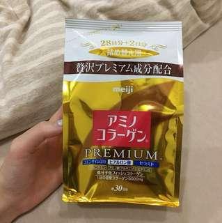 🚚 明治Premium黃金版(日本帶回)約30日分