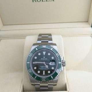 Rolex 116610LV💚 888港行💓