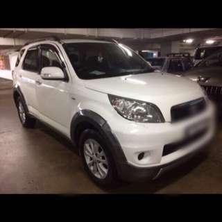 Toyota Rush 1.5G (A) 2013