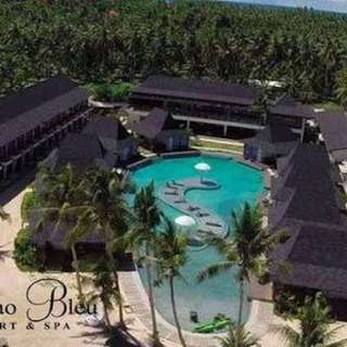 3D 2N Siargao Bleu Resort Accommodations with Transfers and Breakfast