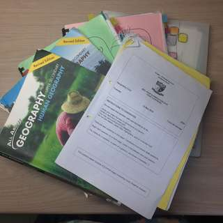 O Level Ultimate Geography Core Package