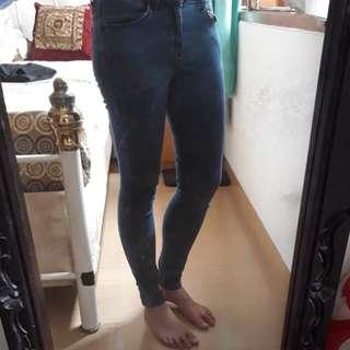 Uniqlo Skinny Jeans Size 24