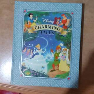Disney charming tales #Contiki2018