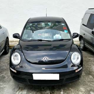 Volkswagen New Beetle 1.6 Auto - CONSIGNED UNIT - FEMALE OWNER