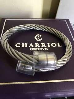 Charriol Bangle (Mens) - Barrel Design - Pre Owned