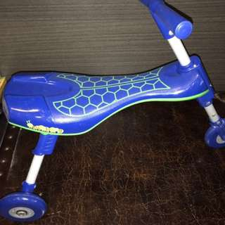 Scuttlebug Collapsible Trike