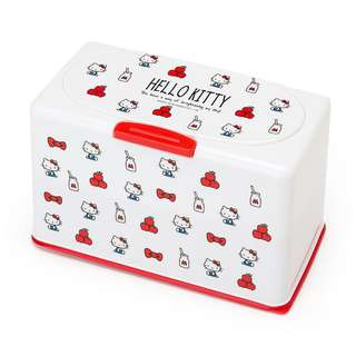Japan Sanrio Hello Kitty Mask Storage Case