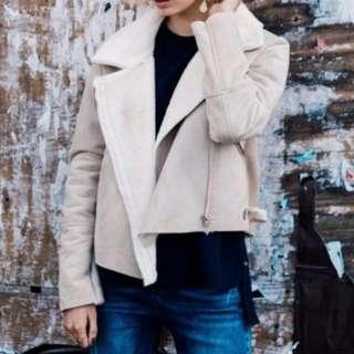Pagani fur jacket