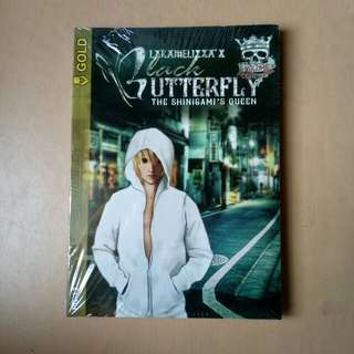 Black Butterfly 3