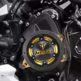 MT09 Engine protector