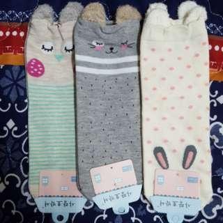 🚚 可愛棉襪