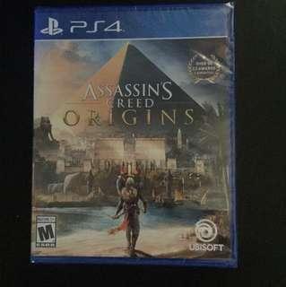 PS4 Assassin's Creed Origins (Brand New)