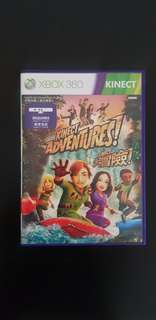 Xbox 360 Kinnect Adventures
