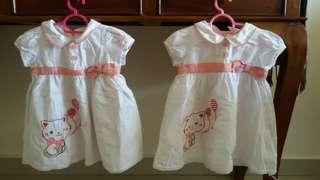 Twins Girl Dress