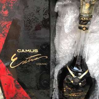 90s Camus Extra Congac 90年代 舊 金花