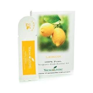 Young Living Essential Oil Lemon 0.25ml Sample