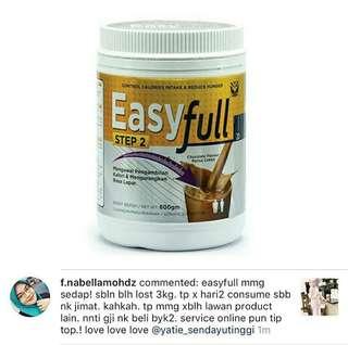 EasyFull - Reduce Hunger & Cholesterol