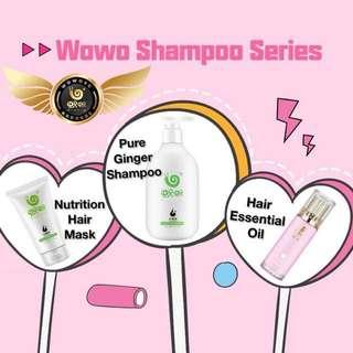 Hair Loss Shampoo , Hair mask , conditioner , hair serum