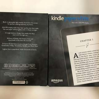 NEW LATEST Kindle Paperwhite WiFi with Special Offers SEALED