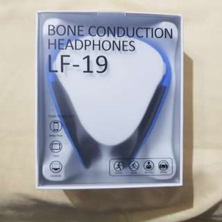 Wireless Stereo Headset Bone Conduction