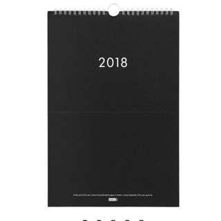 Kikki K 2018 Calendar Diy Rep 19.95