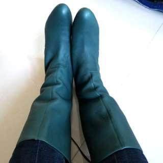 Puzzle Boots (Brand New in size 39)