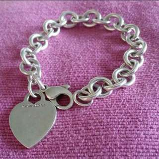Tiffany & co. Heart Tag bracelet (Vintage)