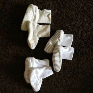 Mothercare Baby Socks