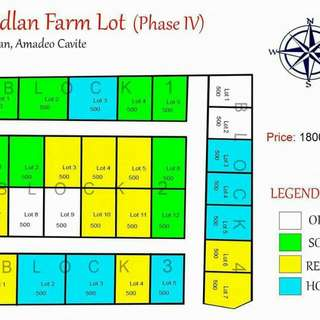 Promo Sale!! Farm/Residential lot in Amadeo,Cavite