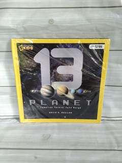 13 Planet - Tampilan Terkini Tata Surya - National Geographic Kids