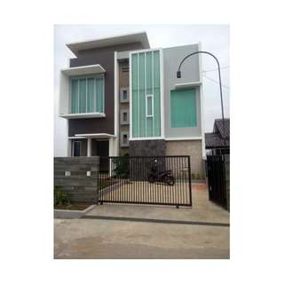Dijual Murah Rumah Cantik Lux Minimalis di Cibiru Atas Bandung Timur, Lingkungan Asri dan Sangat Sejuk dengan View Kota Bandung dan Pegunungan Manglayang cocok untuk Rumah tinggal atau Villa