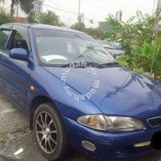 Proton Wira 2002 (1.5 Auto)