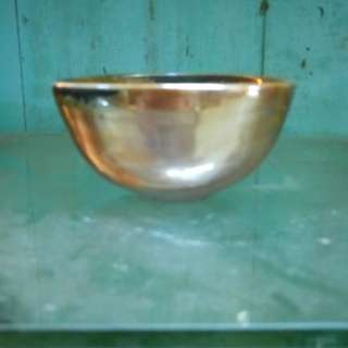 穀雨陶的柴燒金品  茶碗