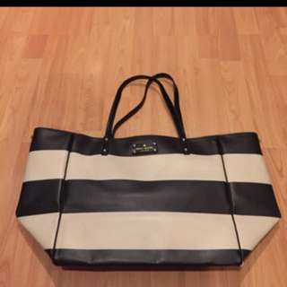 Kate Spade Striped Bag Original