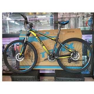 "Trinx C822 27.5 Mountain Bike MTB Trinx Bicycle 16"" *Go with TRINX* Mechanical"