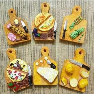 Magnet Kulkas Sayur & Makanan