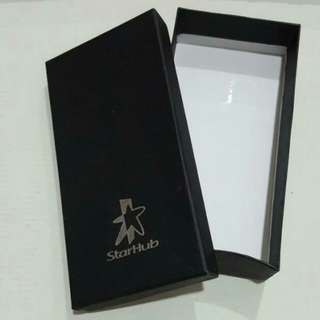 Brand New Rectangular Black Gift Box