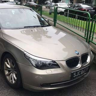 BMW e60 525xl 2008 Millaege 81k