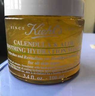 Kiehl's Soothing hydration masque