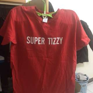 Tizzy t