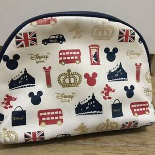 Harrods UK Make Up Pouch